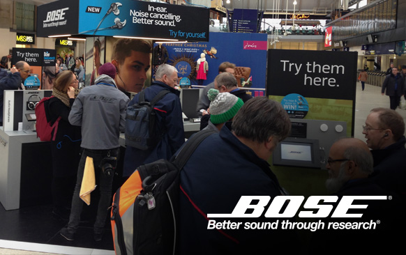 Bose - QC20 Global Product Launch