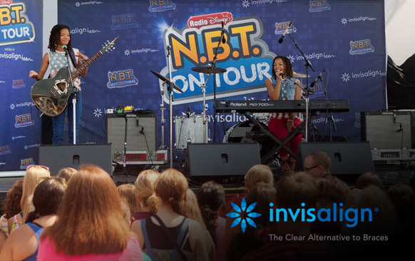 "Invisalign - "" Radio Disney Next Big Thing"" Tour"