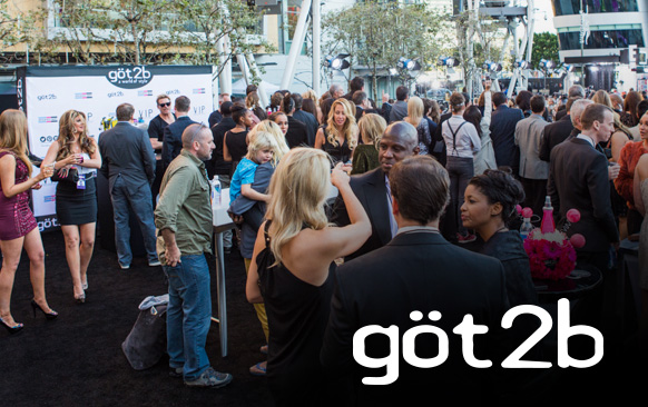 göt2b – American Music Awards Gifting Lounge
