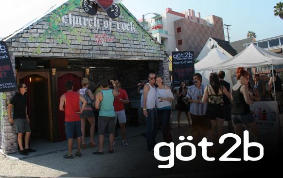 göt2b – rockin' it