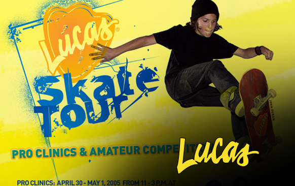 Lucas Candy - Skate Tour
