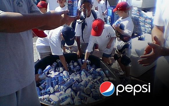 Pepsi Product Sampling