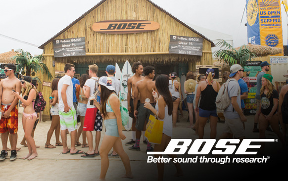Bose - USOS Sound Shack